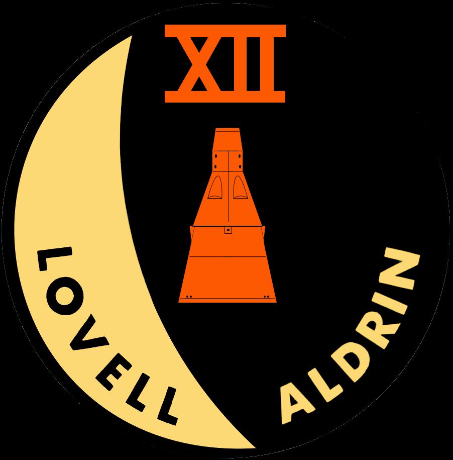 file gemini 12 insignia png wikimedia commons