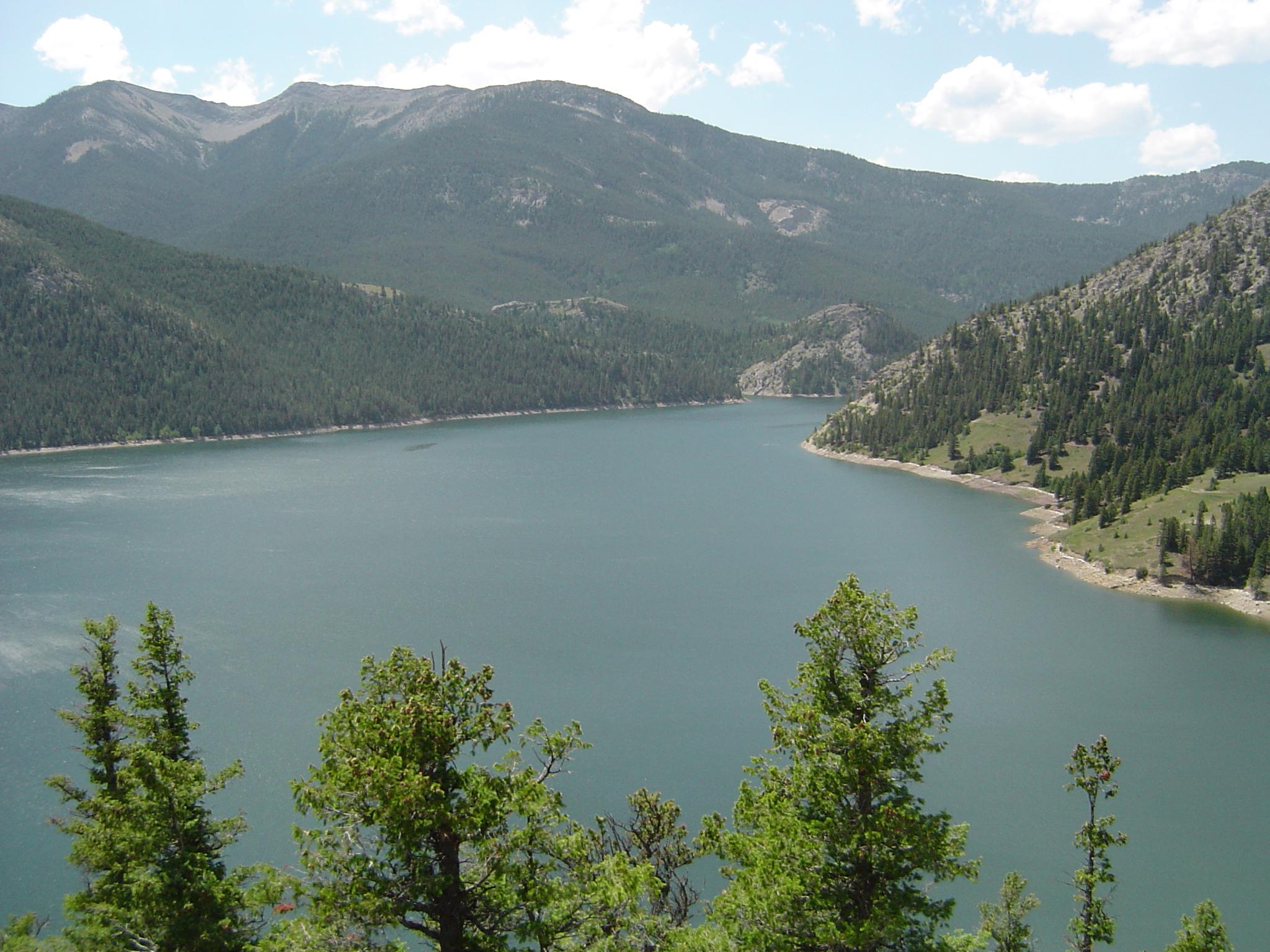 Gibson Reservoir, Montana