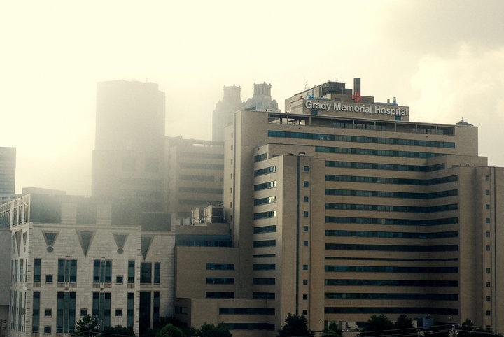 Grady Memorial Hospital - Wikipedia