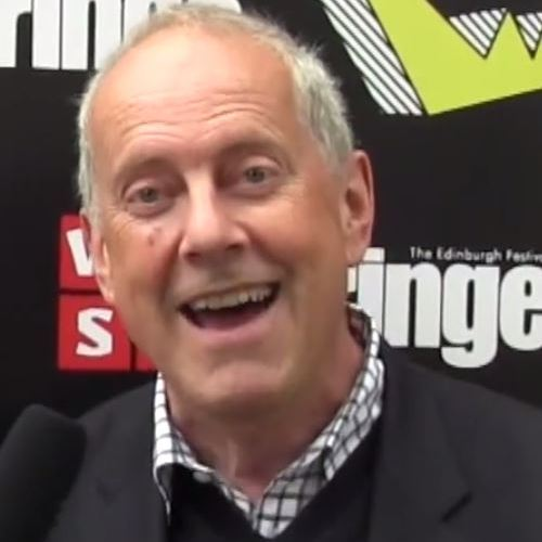 Gyles Brandreth - Waffle TV (cropped to square)