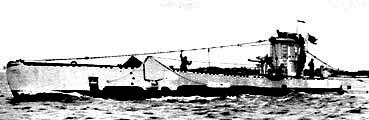 HNoMS Ula, highest-scoring Allied submarine in the Atlantic in WWII.