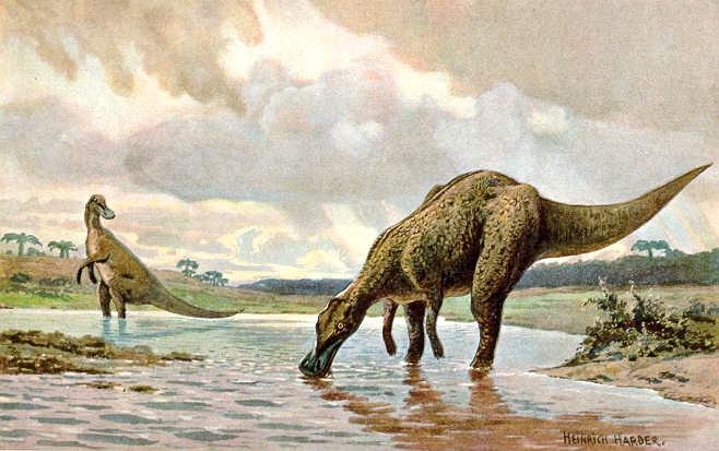 Ficheiro:Hadrosaur.jpg