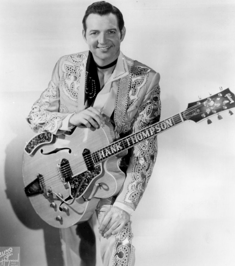 Hank Thompson and His Brazos Valley Boys - All That Goes Up Must Come Down - Standing On The Outside