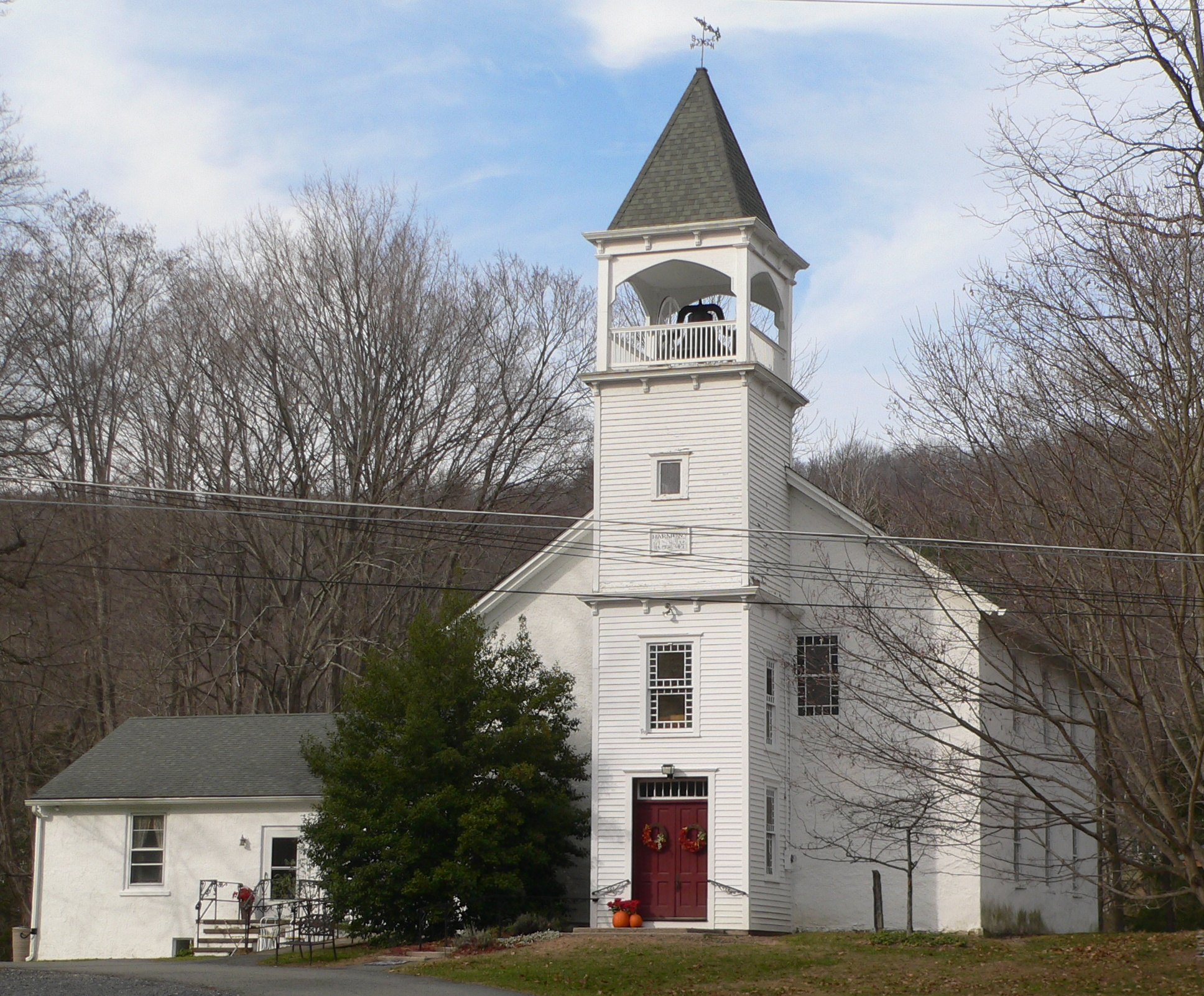 File Harmony Hill Methodist Church Stillwater Nj 3 Jpg