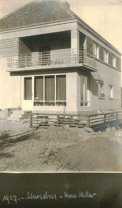 datei haus stiller 1927 in schwiebus rg bez frankfurt a d wikipedia. Black Bedroom Furniture Sets. Home Design Ideas