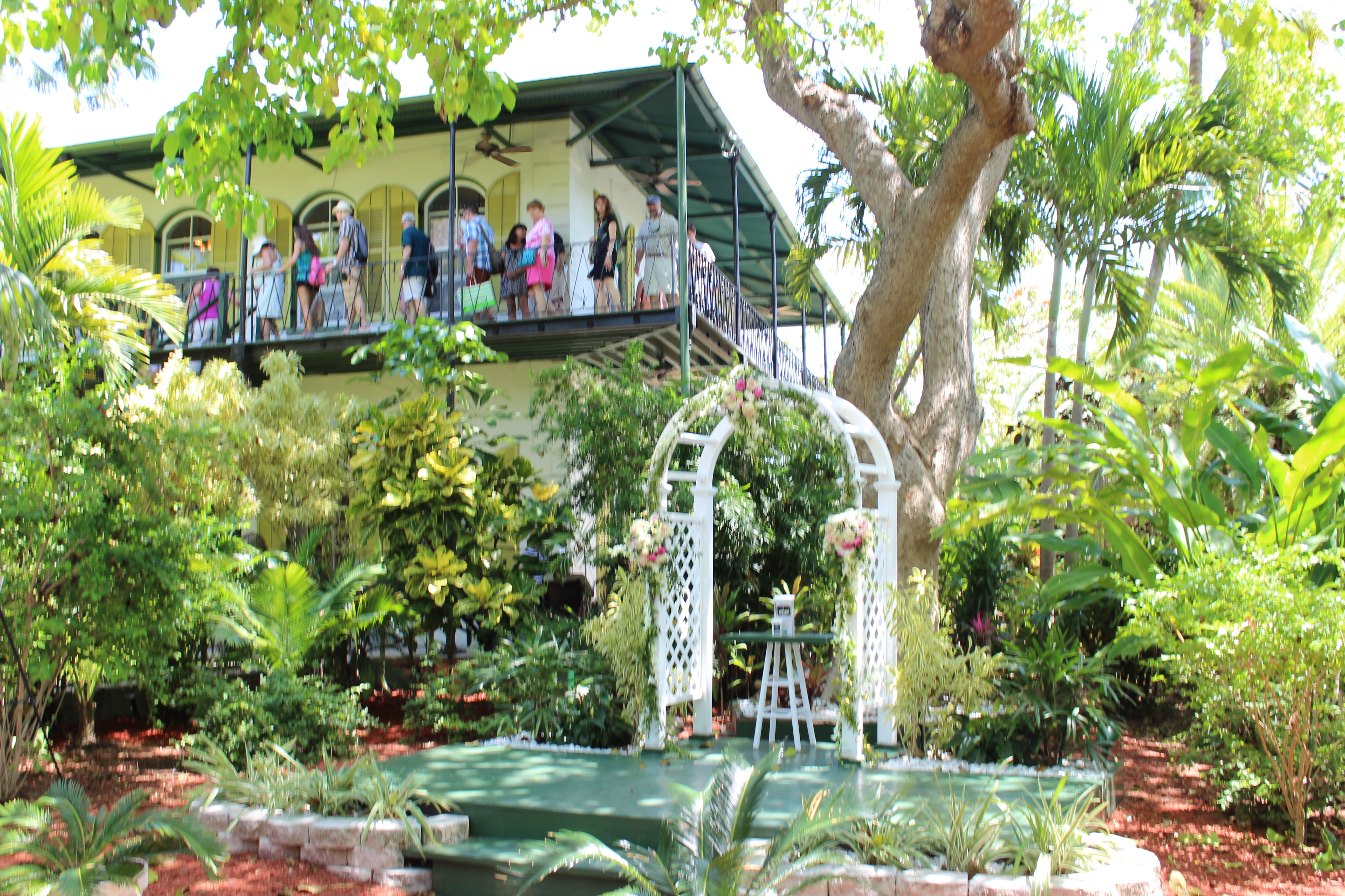 File:Hemingway House Key West, Florida United States   Panoramio (10).