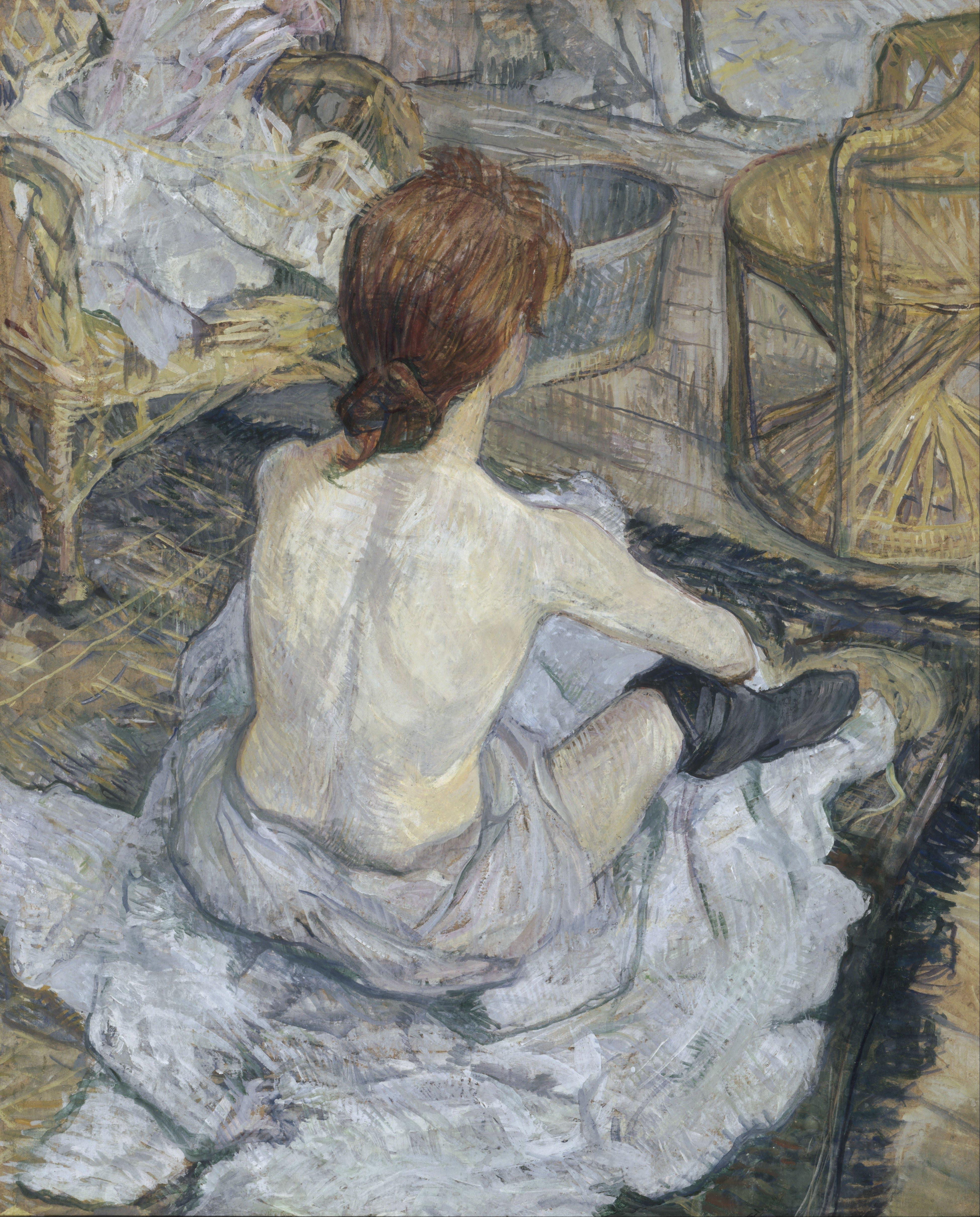 File henri de toulouse lautrec rousse google art for Toulouse lautrec works