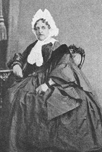 Henriette Widerberg Swedish opera soprano
