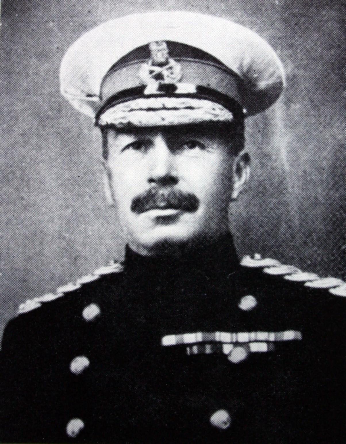 Brigadier General Henry Lukin