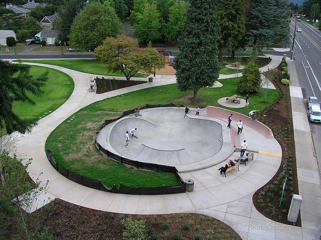 Redmond Dog Park Oregon