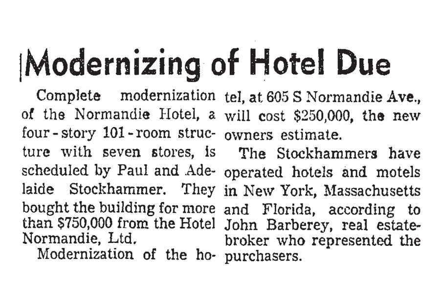 Hotel renovation ad 1964-02-16.jpg English: 1964 Hotel Renovation Ad Date 8 March 2011, 04:41:24 Source Own work Author Jayanormandie