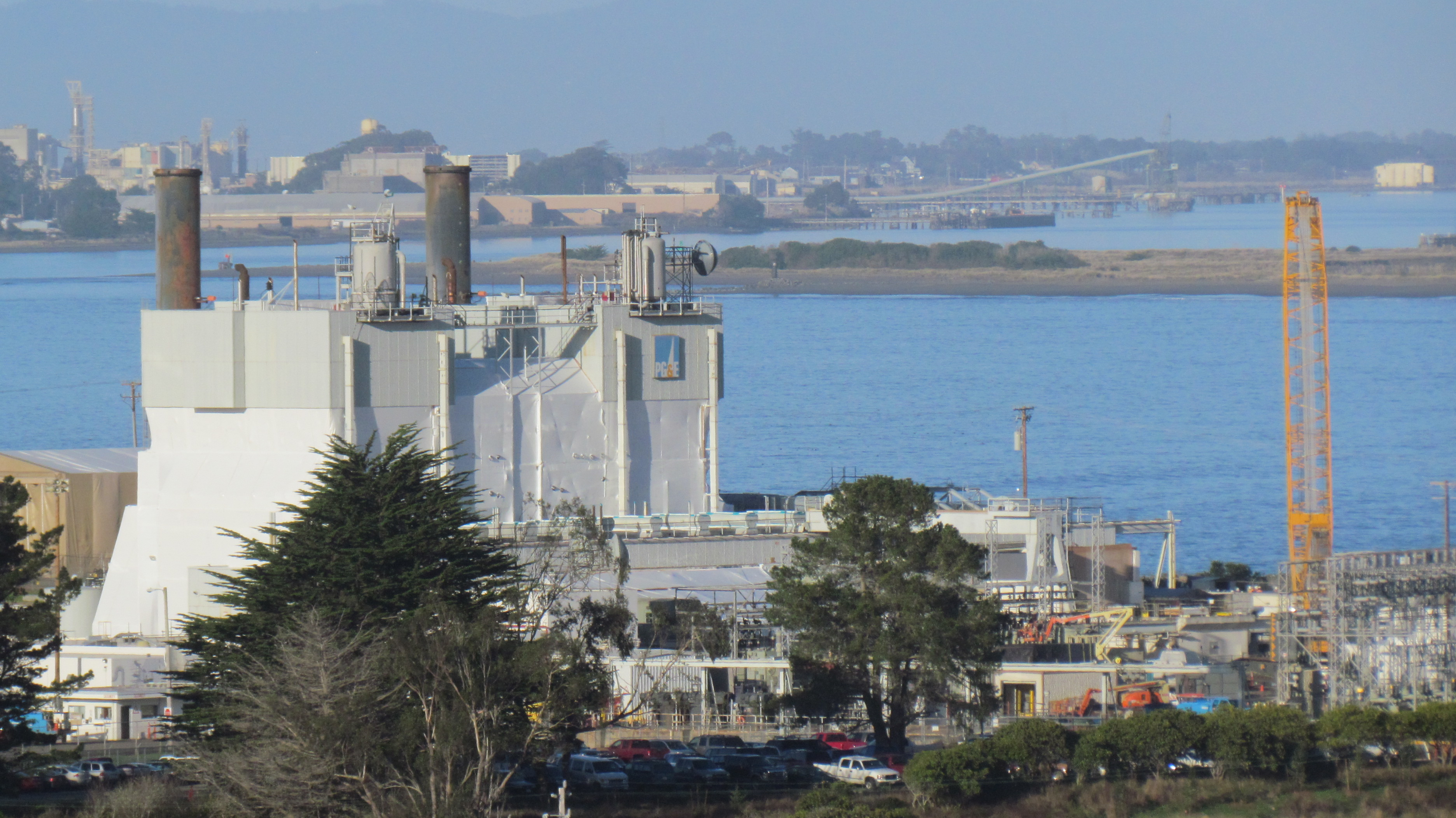 Bay Nuclear Power Plant