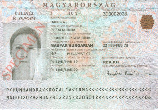 Travel Document Photo Size