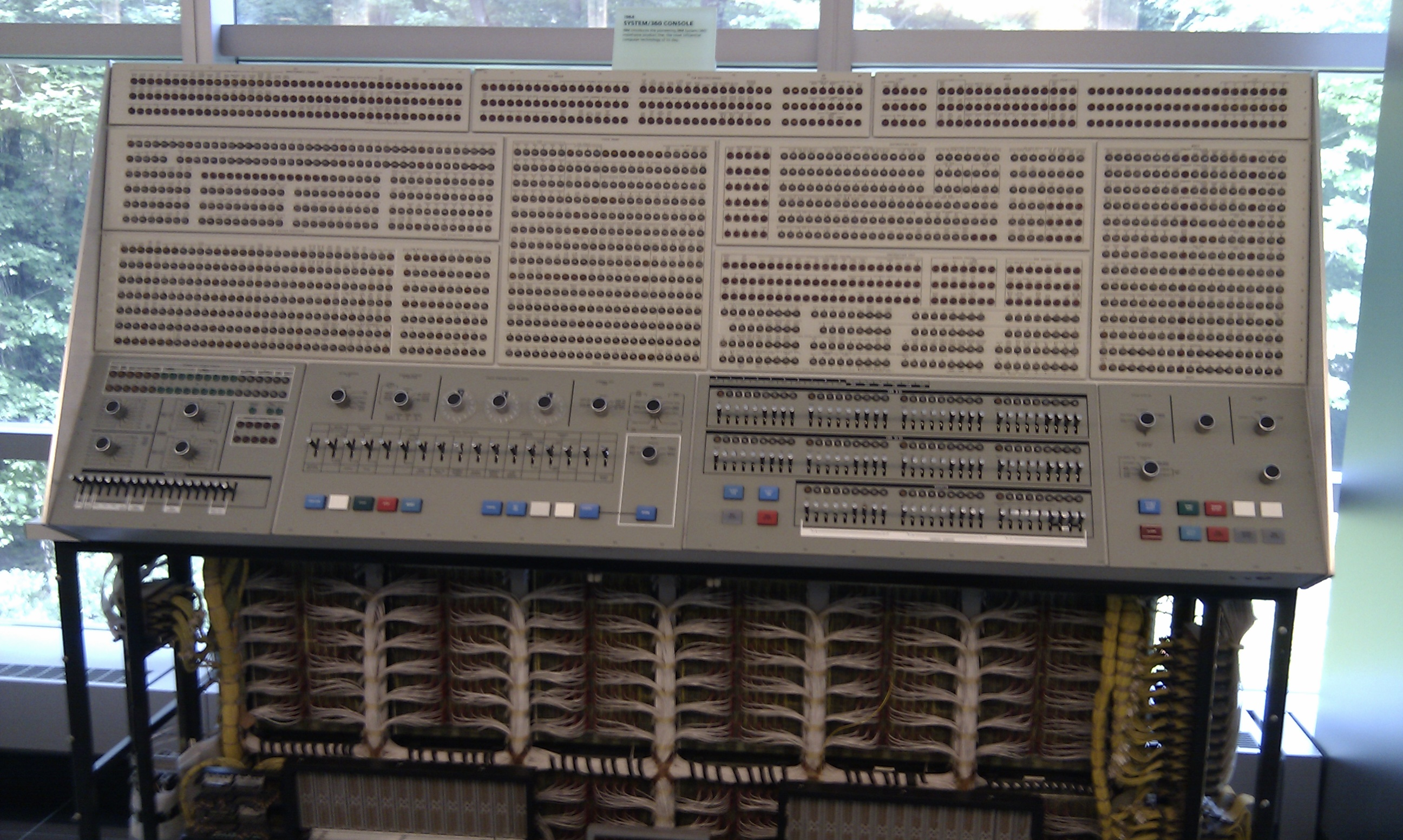 File:IBM System 360 91.mh.jpg - Wikimedia Commons