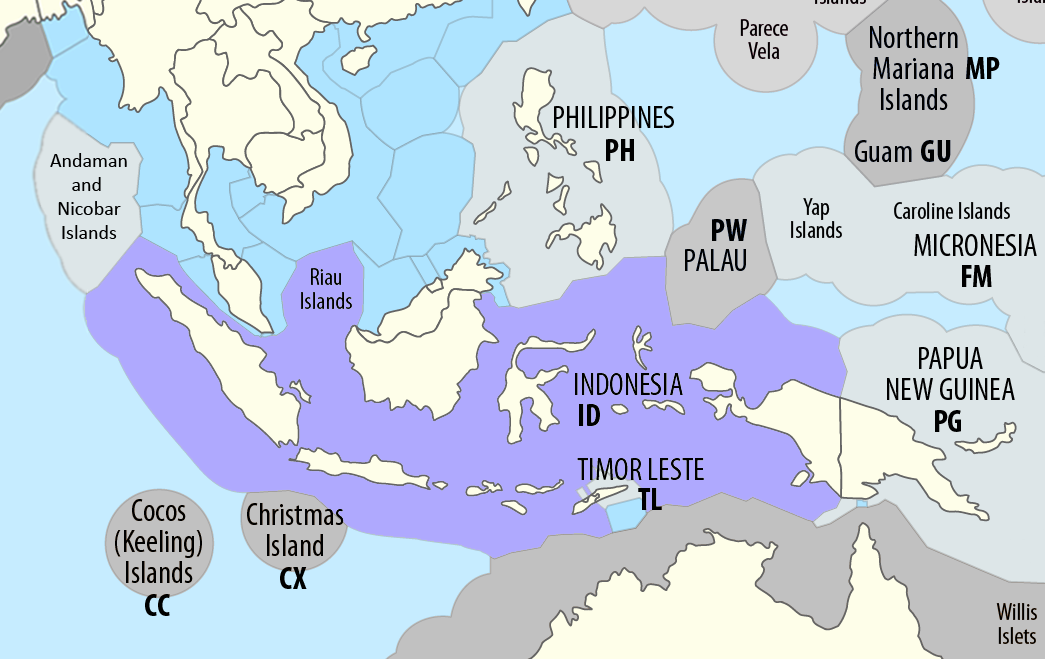 Picture of: Borders Of Indonesia Wikipedia