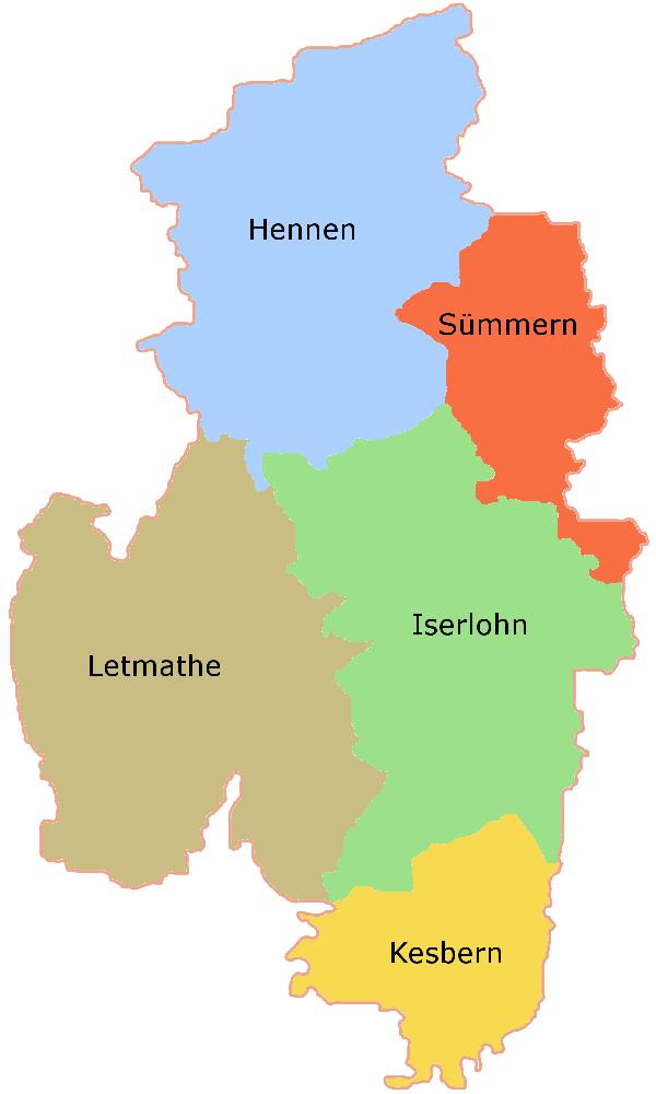 Wohnungen In Iserlohn