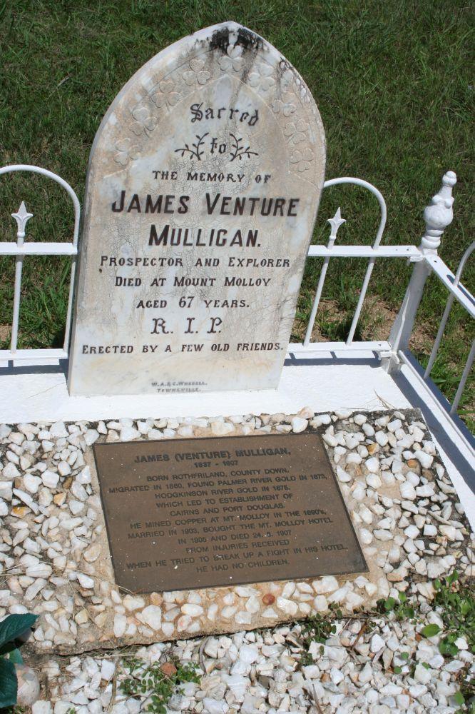 Qld James Venture Mu...