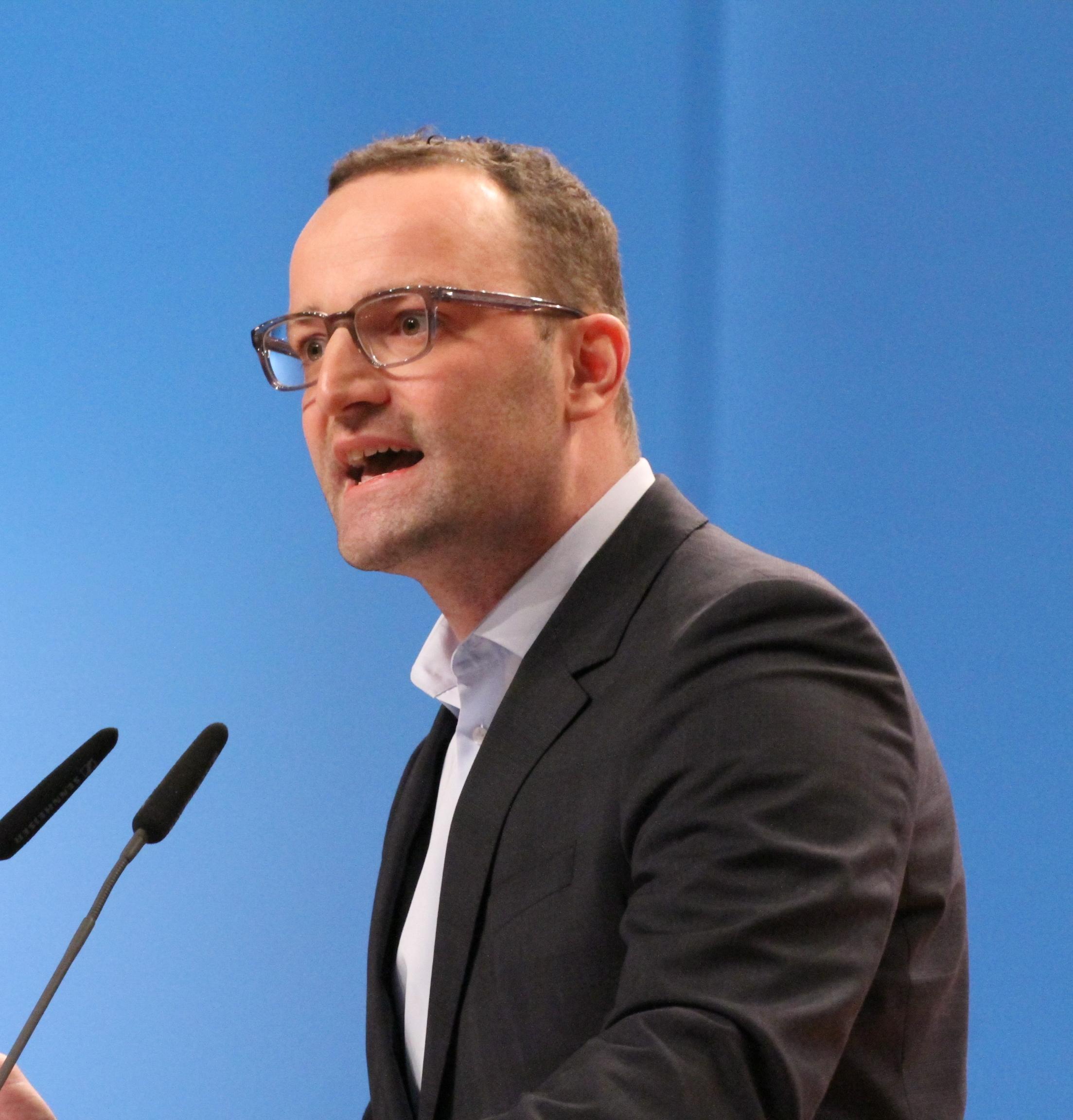 Wiki Jens Spahn
