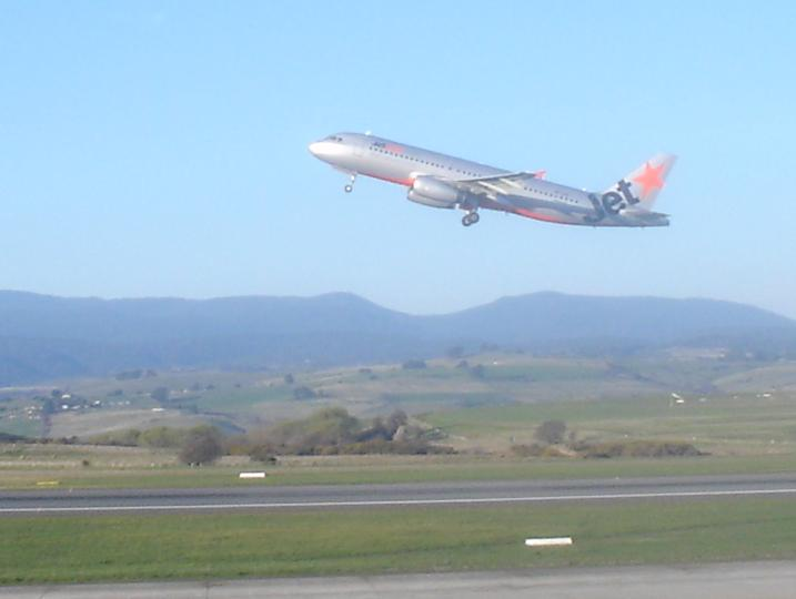 Jetstar Launceston