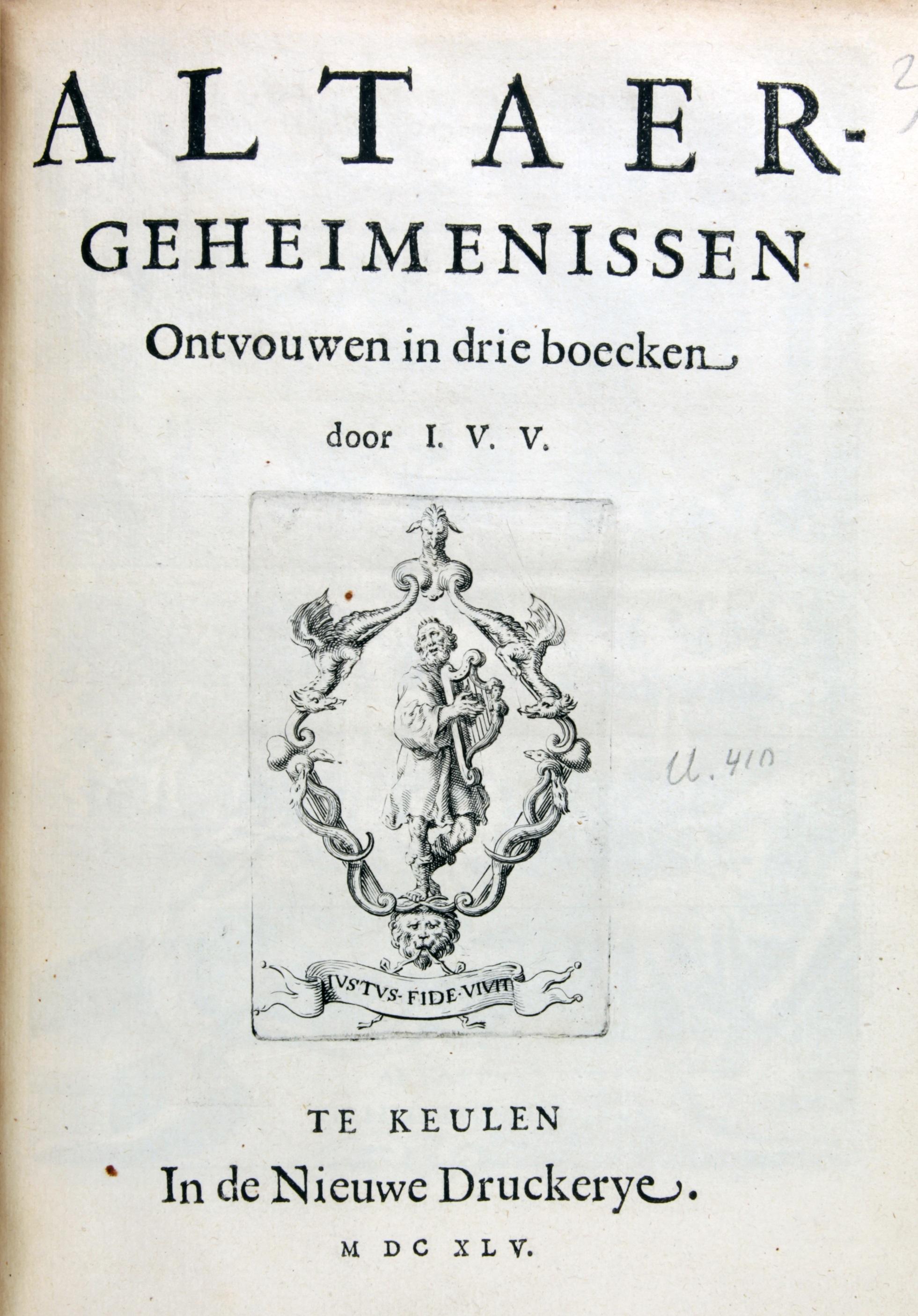 Filejoost Van Den Vondel Altaergeheimenissen 1645jpg