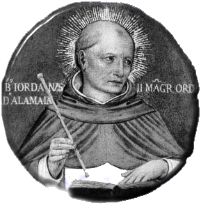 Jordan of Saxony German Dominican monk and writer