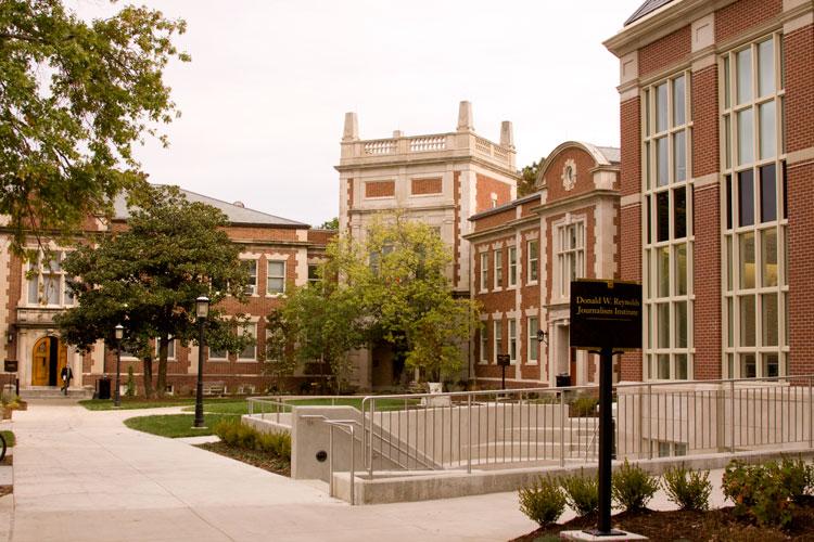 Mizzou School Of Natural Resources Graduate School Requirements