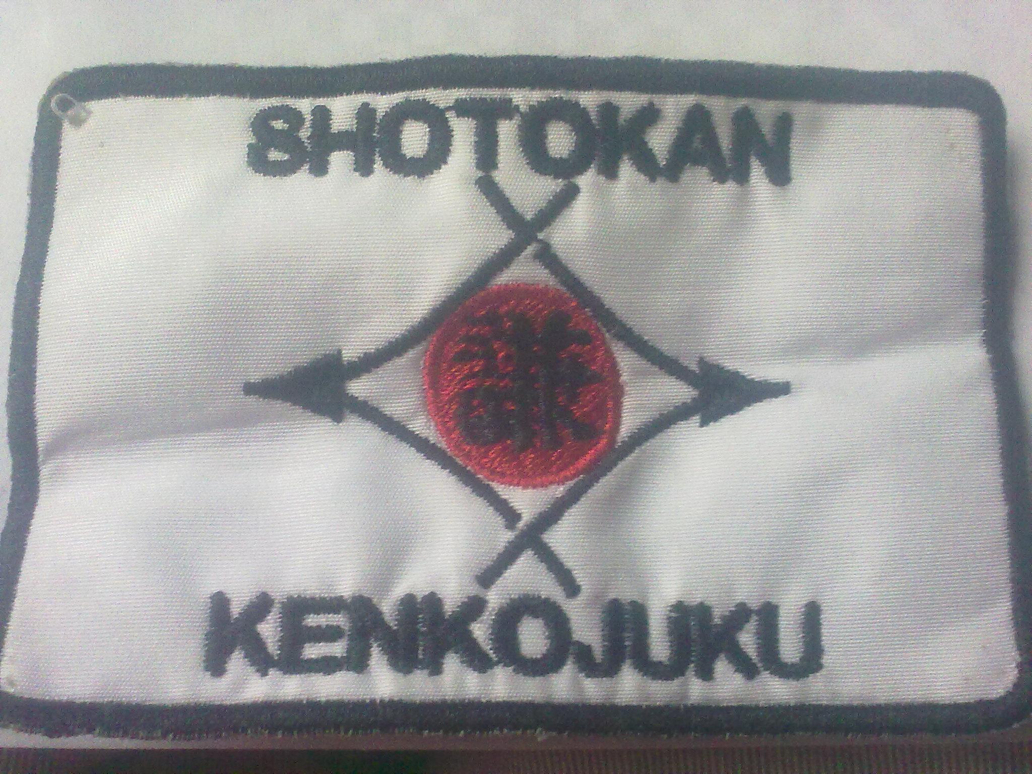 Archivokarate Shotokan Kenkojuku Kyu Patchjpg Wikipedia