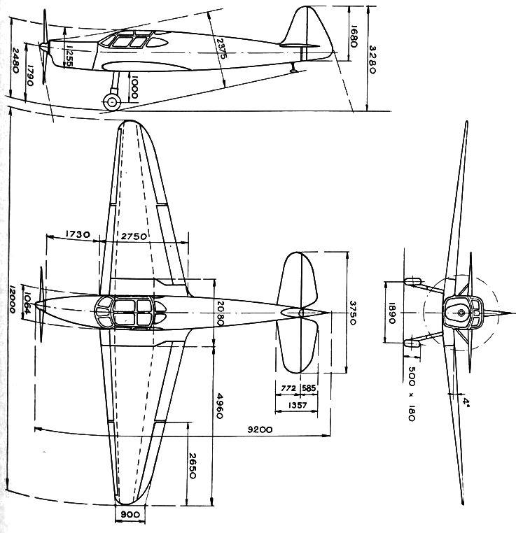 Klemm Kl 36 - Wikiwand