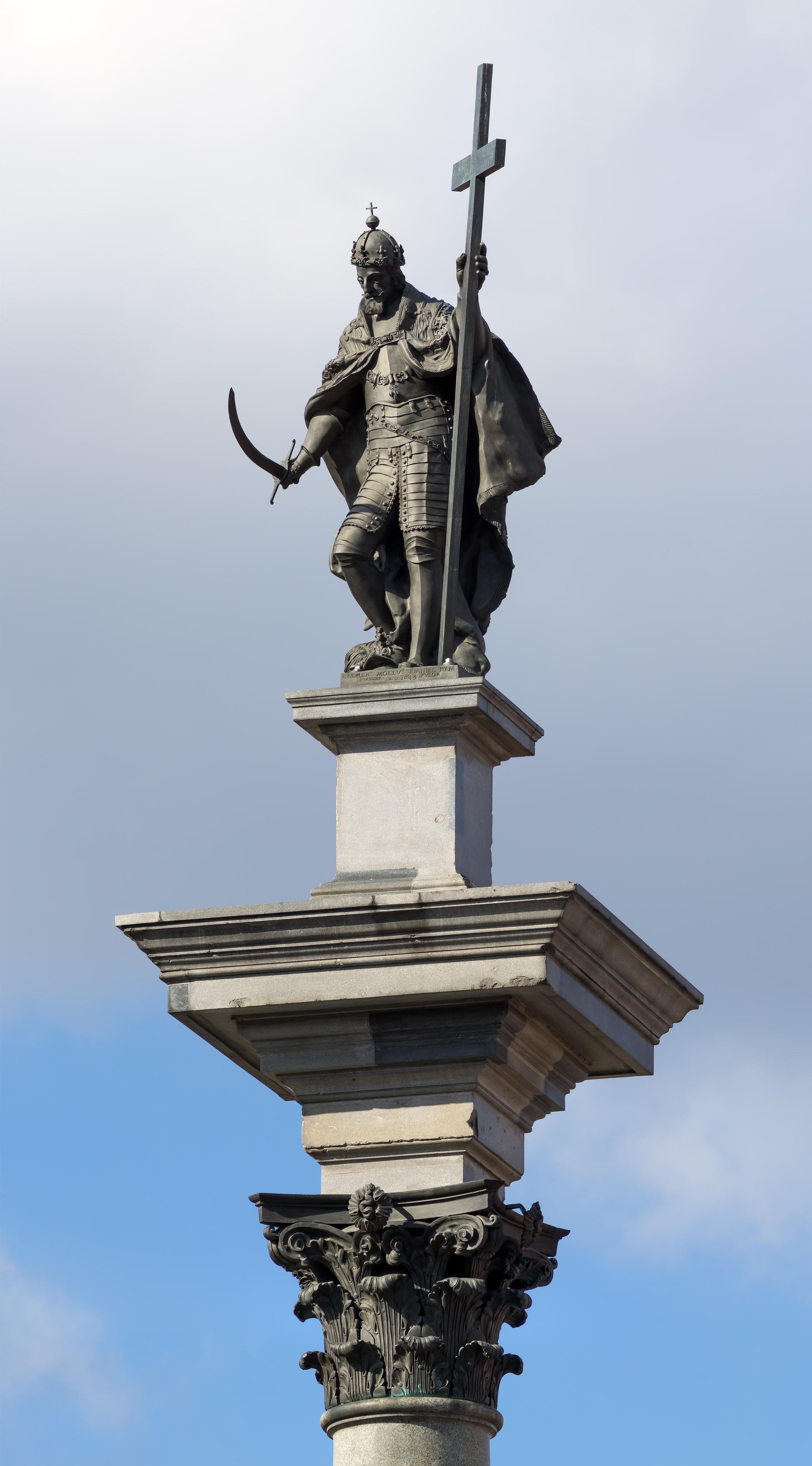 Plik:Kolumna Zygmunta III Wazy w Warszawie p7 2.jpg – Wikimedia Polska