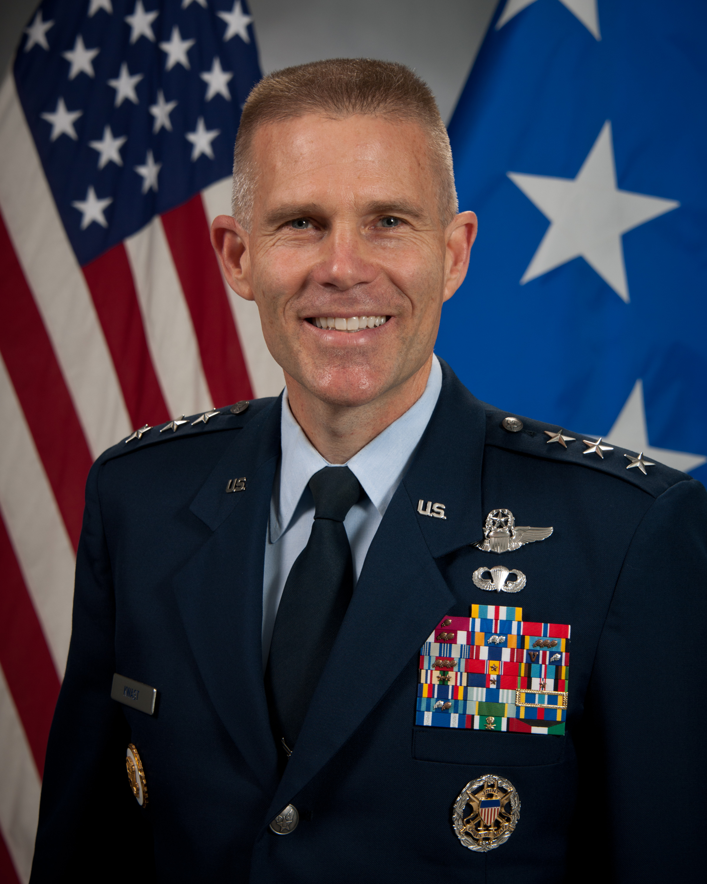 Image result for Lt. Gen. Steven L. Kwast