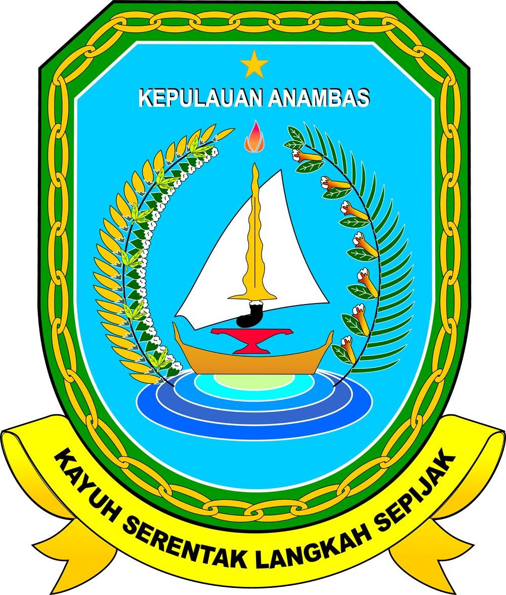 Lambang Kabupaten Kepulauan Anambas