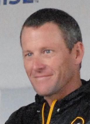 Lance Armstrong Größe