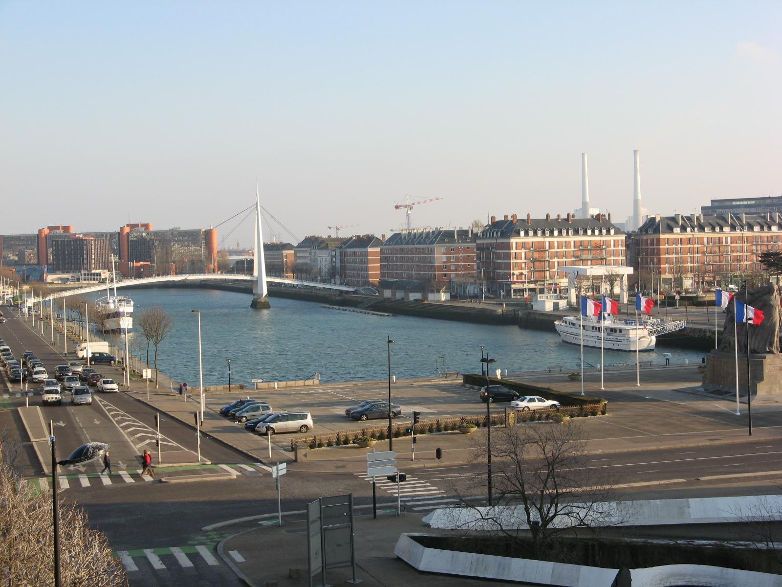 File le havre bassin du wikimedia commons - Bassin pour balcon le havre ...