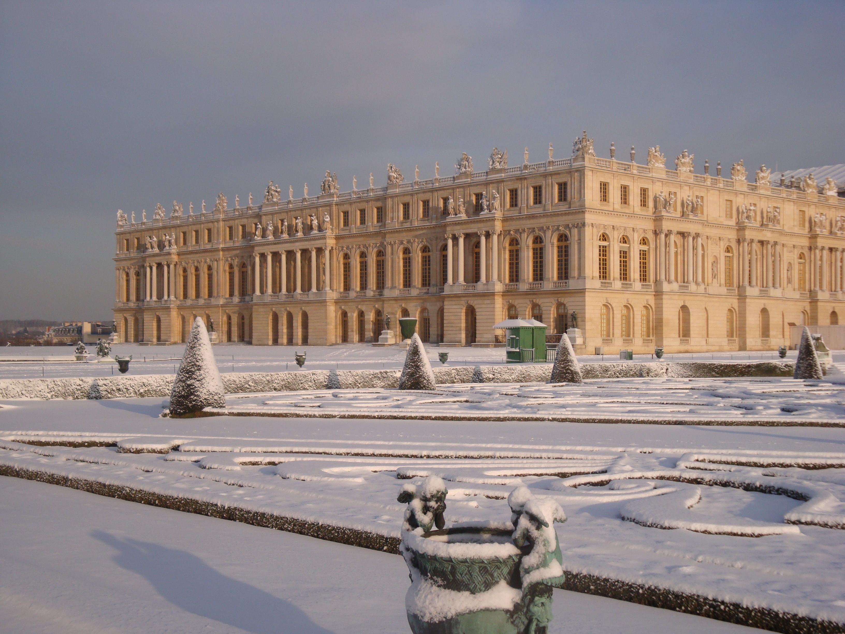 Fichier le ch teau de versailles sous la wikip dia - Photo chateau de versailles ...