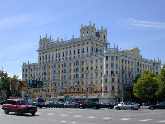 Leningradsky Avenue