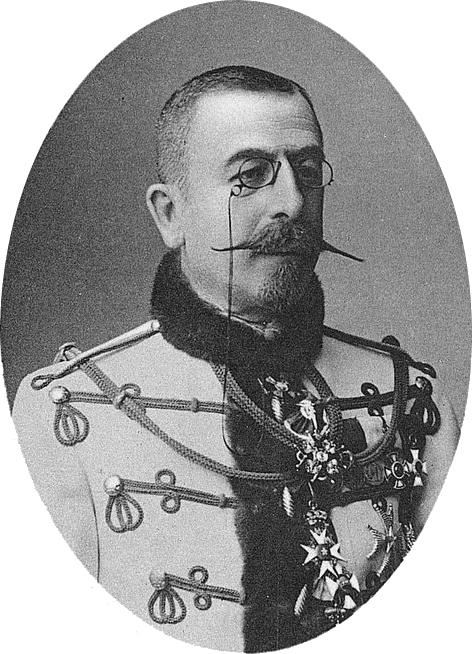 Лев Иванович Дондуков-Изъедино