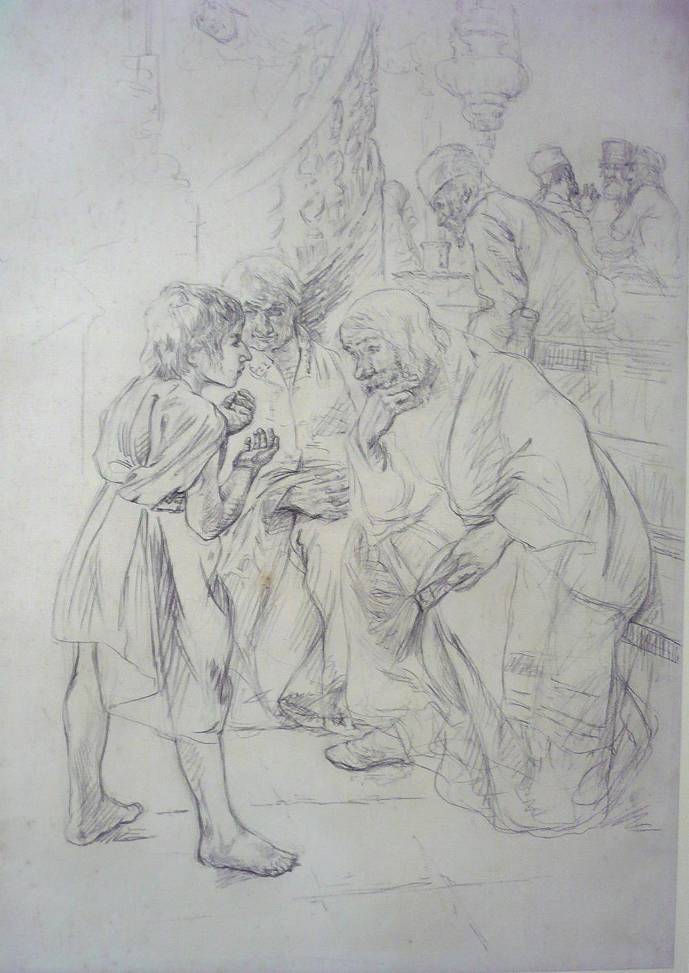 Liebermann Skizze Jesus.jpg