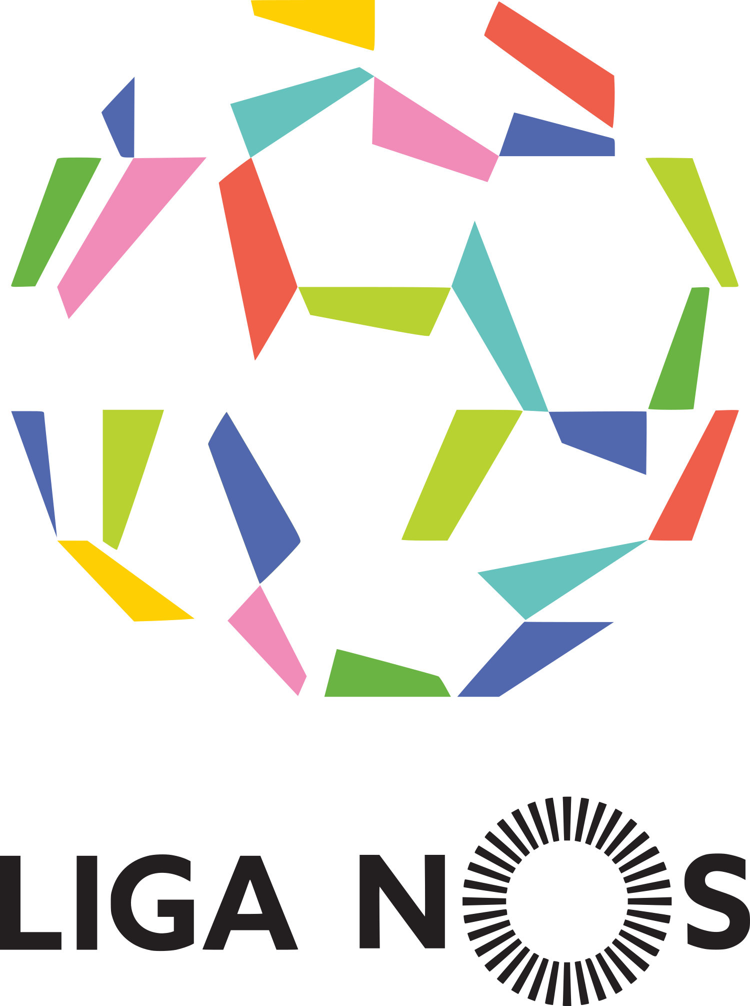 Image result for liga nos logo