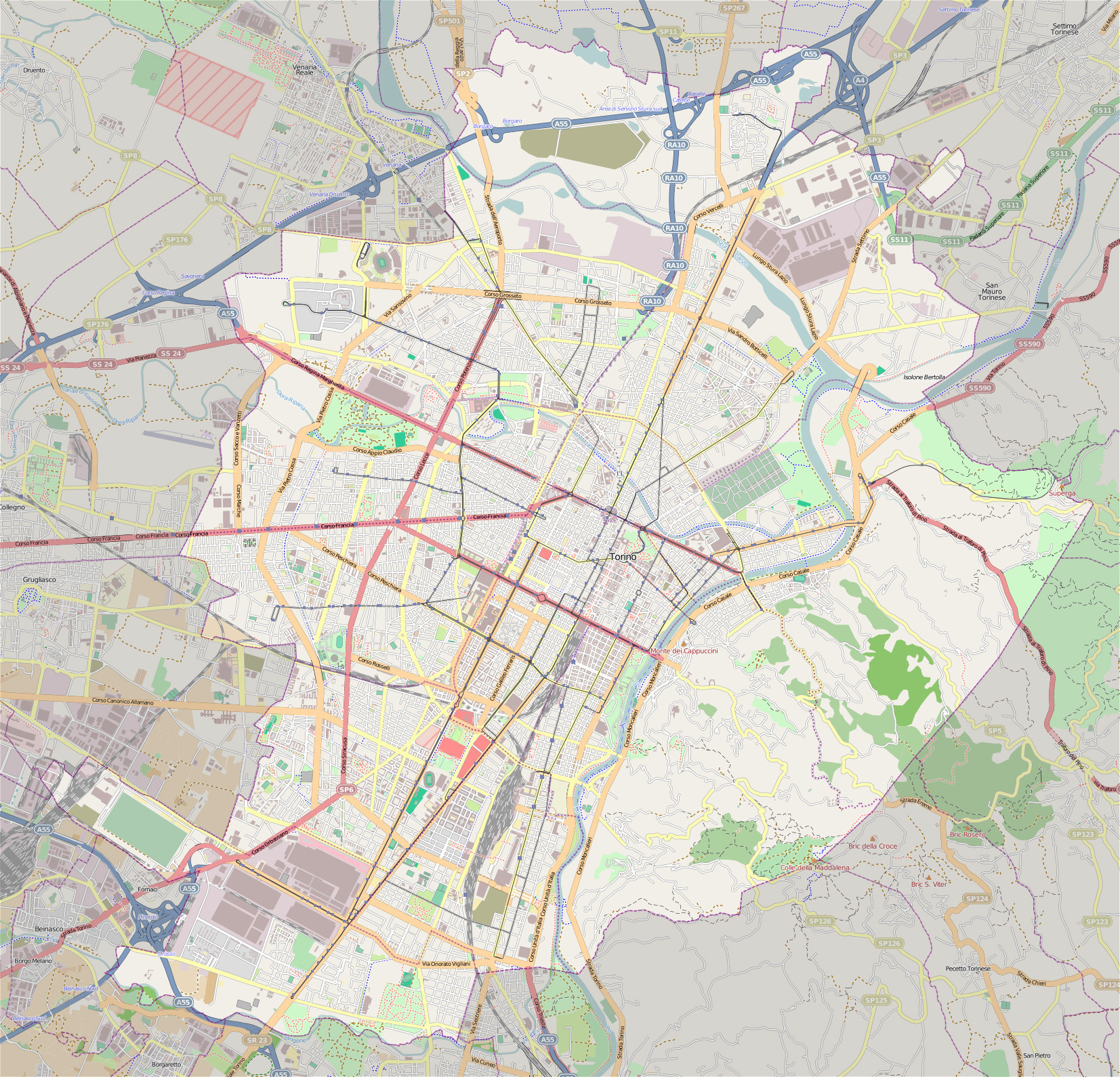 Map Of Italy Torino.File Location Map Italy Torino Jpg Wikimedia Commons