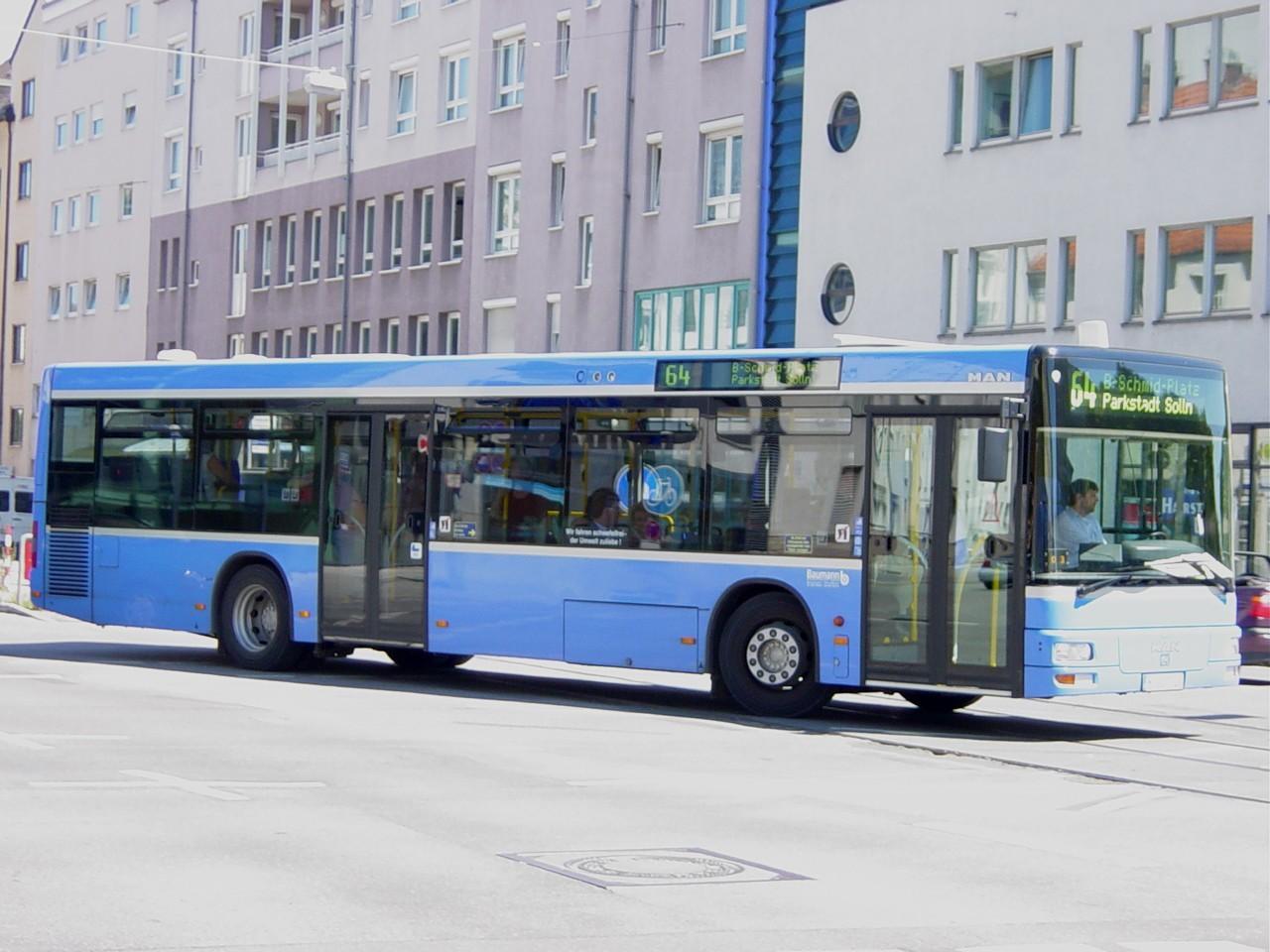 the world on wheels transit report munich germany. Black Bedroom Furniture Sets. Home Design Ideas