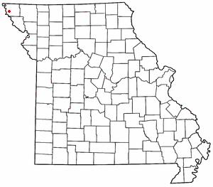 Langdon, Missouri unincorporated community in Missouri