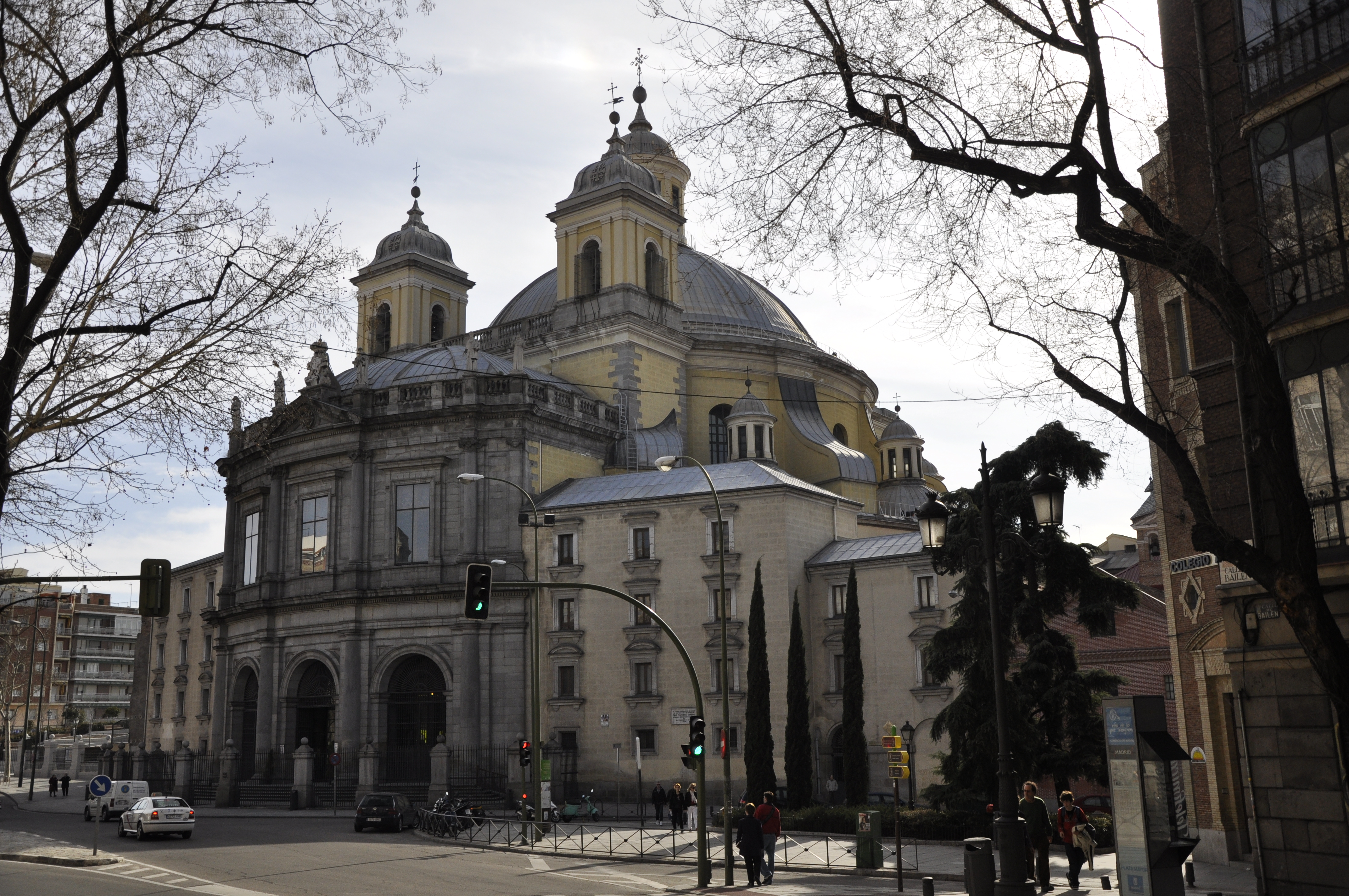 Resultado de imagen de Basílica de San Francisco el Grande