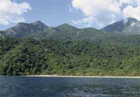 Mahale Mountains