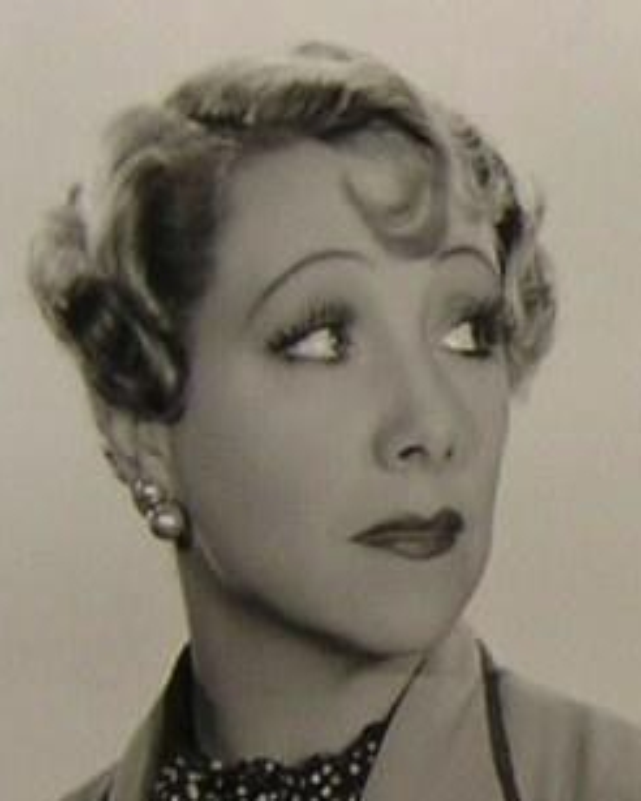 Marjorie Gateson American actress