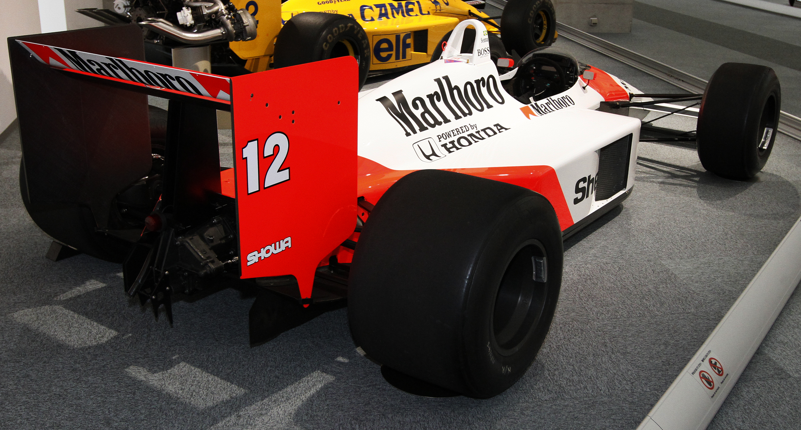 File Mclaren Mp4 4 Rear View Honda Collection Hall Jpg