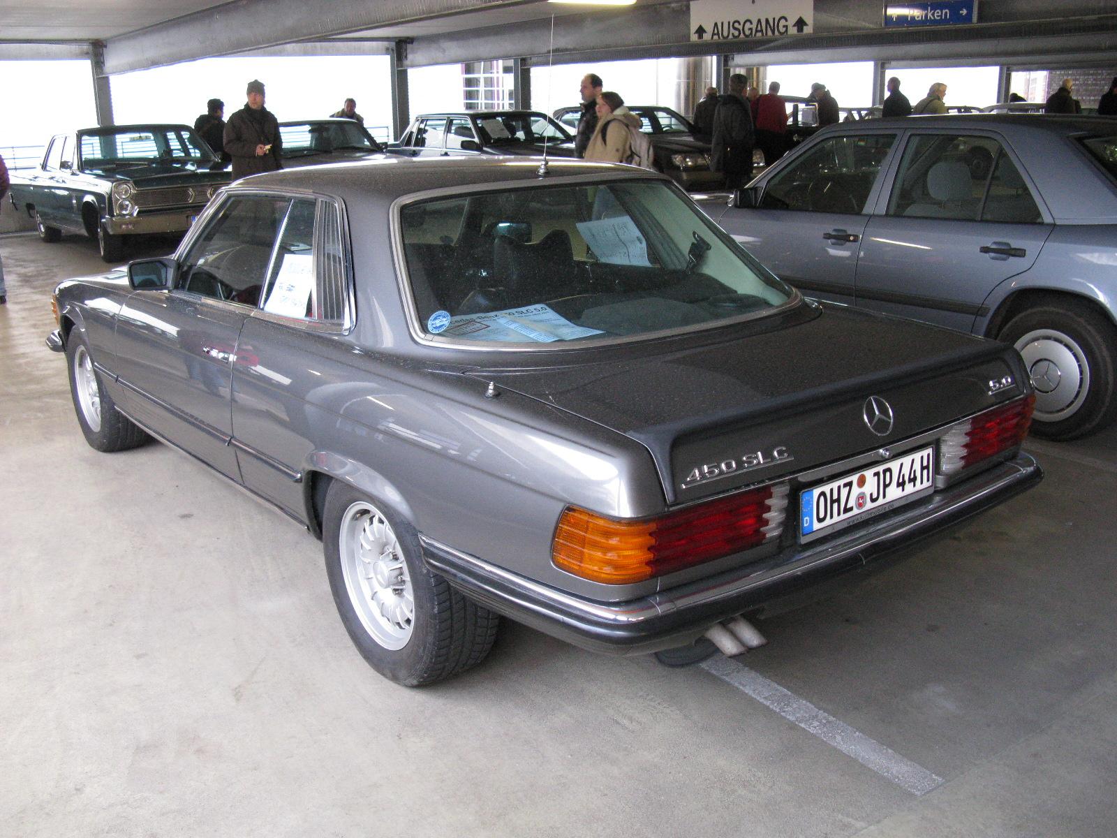 File:Mercedes-Benz 450 SLC 5.0 (6950739039).jpg - Wikimedia Commons