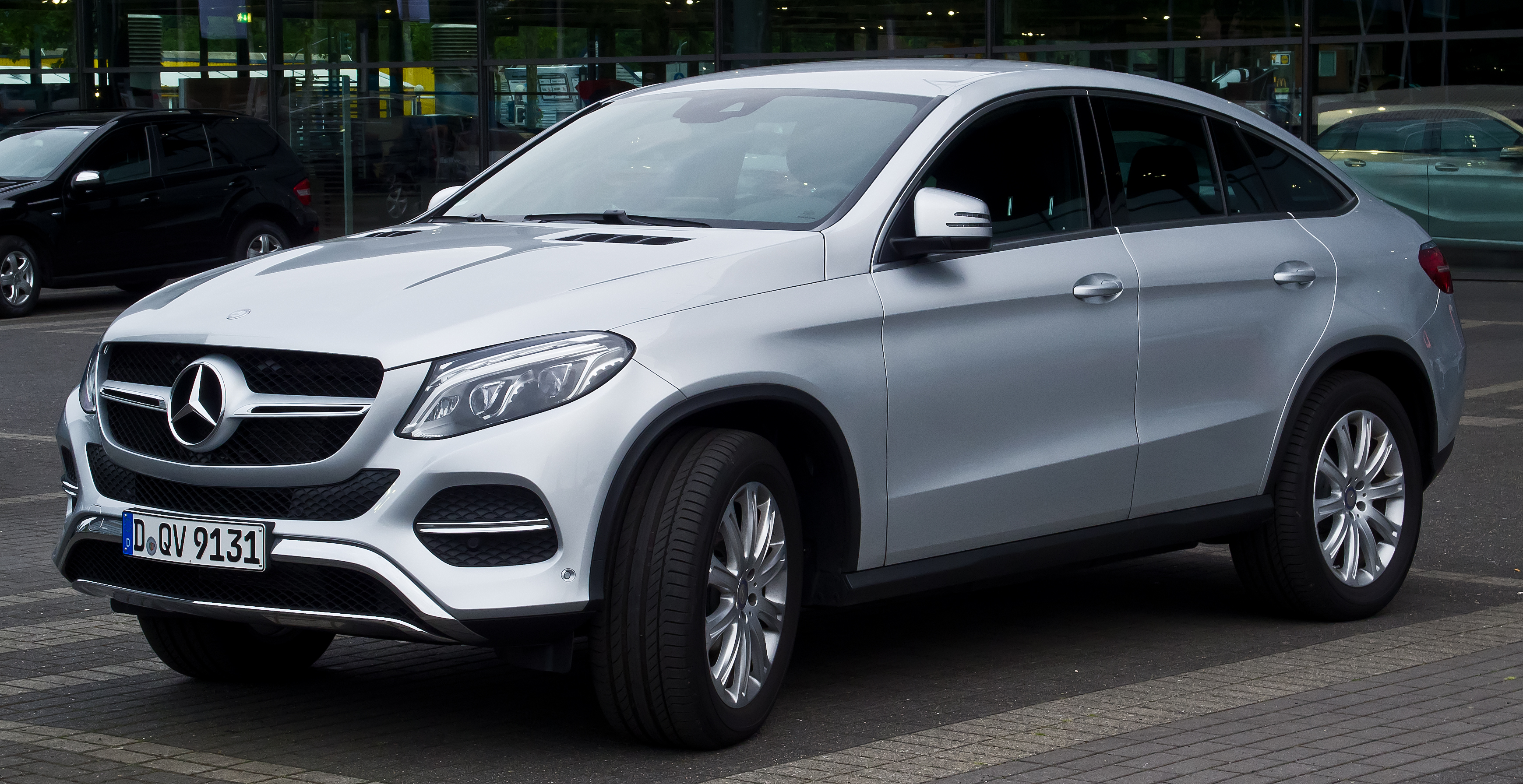 file mercedes benz gle 350 d 4matic coup c 292