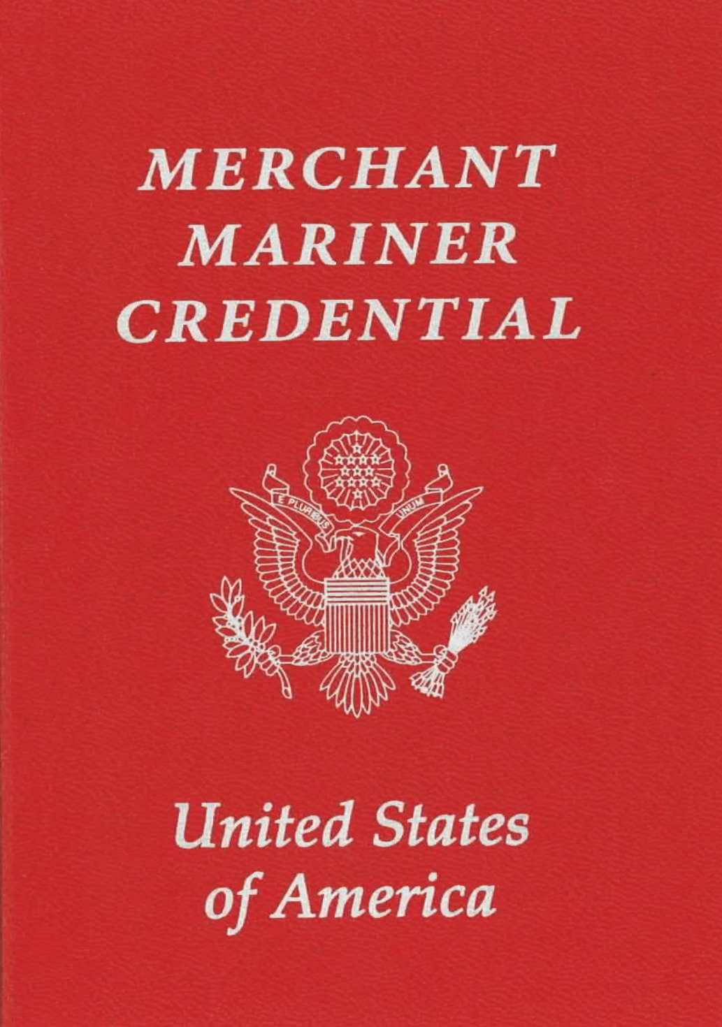 Merchant Mariner Credential - Wikipedia