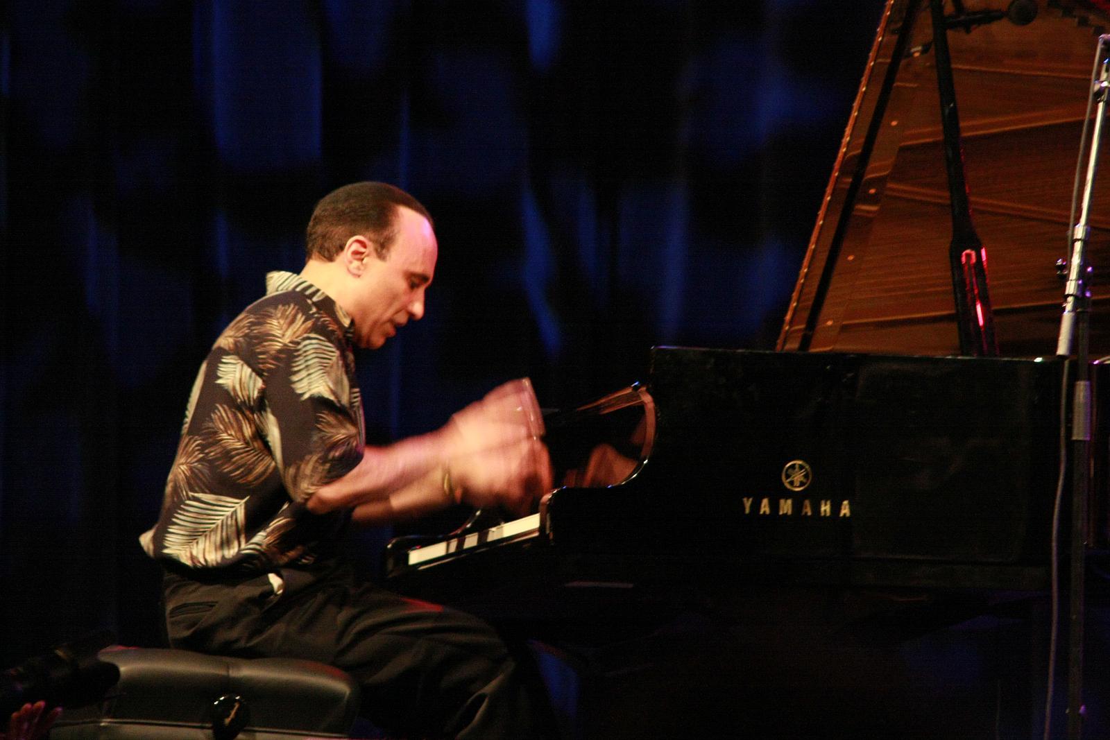 Michel Camilo en 2008.