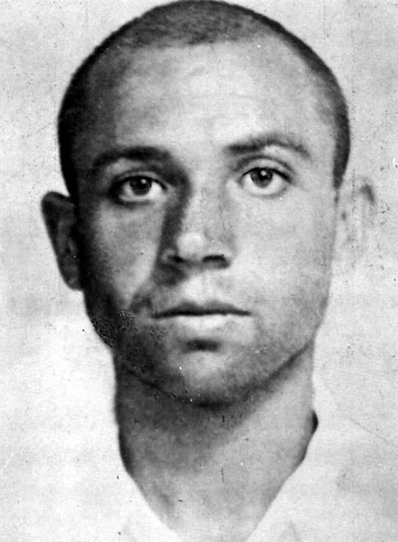 Miguel Hernández en 1939.